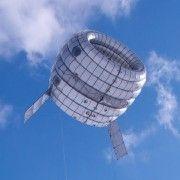 Ballon-Technik: Windrad liefert Strom aus 600 Meter Höhe - SPIEGEL ONLINE - Nachrichten - Wissenschaft