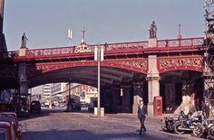 Holborn Viaduct. 1960s