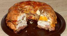 Dedovečka (fotorecept) - recept | Varecha.sk Ale, French Toast, Pork, Meat, Breakfast, Candy Bars, Kale Stir Fry, Morning Coffee, Beer