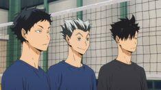 Bokuto X Akaashi, Kuroken, Bokuaka, Oikawa, Clannad, Manga Anime, Anime Art, I Love Anime, Anime Guys