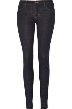 J Brand|620 Power Stretch mid-rise leggings-style jeans|NET-A-PORTER.COM