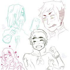 Mcsm doodles by pifemoteddy on DeviantArt