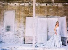 Editorial bridal shoot for Southern Weddings magazine