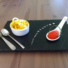 Recette Sorbet salé au poivron rouge par aeva21 - recette de la catégorie Entrées