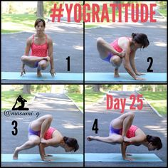 Two Fit Moms: 10 Reasons Why I Do Instagram Yoga Challenges
