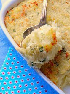 Notre bonne vieille morue se montre sous son meilleur jour... La brandade de morue aux pommes de terre est une recette facile à réaliser, délicieuse, et de