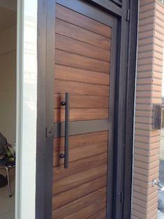 1000+ ideas about Modern Front Door on Pinterest | Front Doors ...