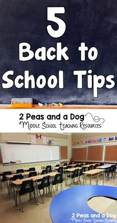 Sponsored Post: This blog post will provide five useful back to school tips that any teacher can use and share with their fellow teachers from the 2 Peas and a Dog blog.