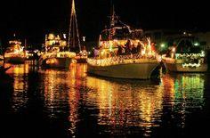 Florida Christmas Boat Parade