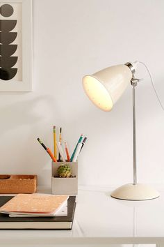 High/Low: The Classic English Table Lamp from Original BTC: Remodelista