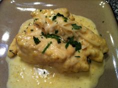 Lemon Sherry Chicken - Low Carb, Gluten Free | Peace Love and Low Carb