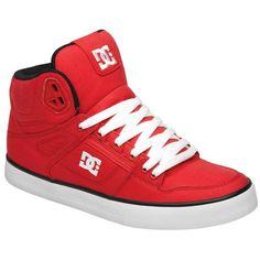 DC Shoes Mens Spartan HI WC TX Shoe