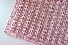 Crochet Easy Beginner Cable Blanket Tutorial With Written Pattern - My CMS Crochet Baby Blanket Free Pattern, Crochet For Beginners Blanket, Afghan Crochet Patterns, Crochet Blankets, Beginner Crochet, Crochet Cable, Single Crochet Stitch, Crochet Tops, Crocheting