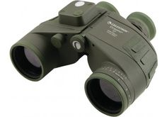 Our rugged Oceana binoculars in military green. Oceana® 7x50 Porro WP IF and RC - Military / Camouflage