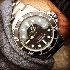"""Rolex Seadweller Submariner"""""""