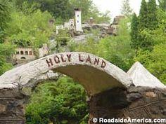 Holy Land USA, Waterbury, Connecticut