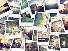 creatief met vakantiefoto's