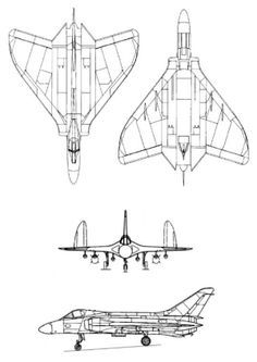92 Best Aircraft Orthographic Projections images in 2019
