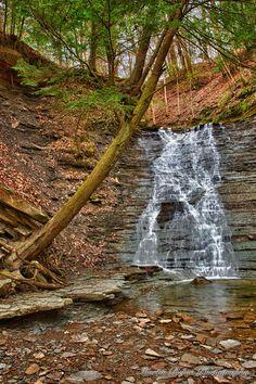 Buttermilk Falls, Cuyahoga Valley National Park