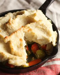 Winter-Vegetable Shepherd's Pie Recipe on Food & Wine