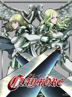 Claymore - Clare and Theresa