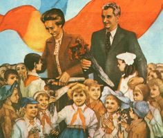 I want use propaganda images in the back ground to give the feeling that Kim Jong Um give in North Korea. This will represent the watching eye and power that he has over the people. Romanian People, East Germany, Historical Images, North Korea, Christianity, Nostalgia, Communism, Bucharest, Poster