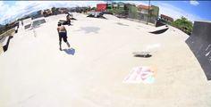 Bruno Kbelo, Dudu e Bode na pista de skate de Matinhos PR - Clube do skate