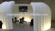 2014 Hot sale inflatable exhibition stands for events