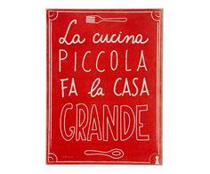 Box Decorativo La Cicina Piccola - 30x40cm | Westwing - Casa & Decoração