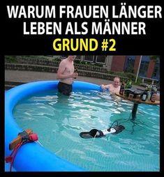 Frauen leben Länger der Grund :D LocoPengu - Why so serious? witze meme lustiges zitate humor funny bilder