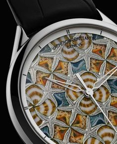 Watch Zone: Vacheron Constantin Métiers d'Art: Infinite Universe Series (Dove, Fish, Starfish)