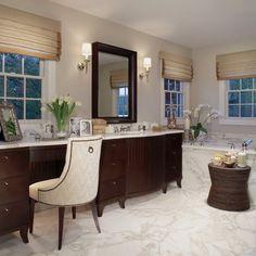 What's on your bathroom vanity? - Houzz