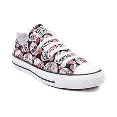 Converse All Star Lo Skulls Sneaker