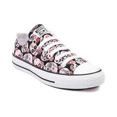 Converse All Star Lo Skulls Sneaker