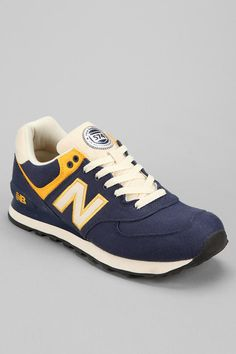 //\\ New Balance 574 Rugby Sneaker