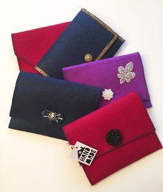 Keçe clutch çantalar  #çanta #keçetasarım #keçeçanta #clutch #clutchbag #yeniyıl #yılbaşıhediyesi #yılbaşı  #christmas