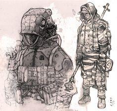Sketch 04, Jakub Rebelka on ArtStation at https://www.artstation.com/artwork/sketch-04
