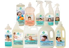 """NatureClean Brand Products    - Floor Cleaner  - Dishwashing Liquid  - Kitchen Surface Cleaner  - Multi-Surface Cleaner  - Tub & Tile Cleaner  - Toilet Bowl Cleaner  - Calcium, Rust, Lime remover (Natural """"CLR"""")  - Fabric Softener  - Laundry Liquid  - Household Disinfectant"""