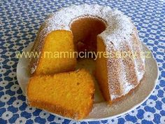 Mrkvová bábovka Sweet Desserts, Dessert Recipes, Czech Recipes, Ethnic Recipes, Brownie Cookies, Sweet Cakes, Carrot Cake, Food Hacks, Cornbread
