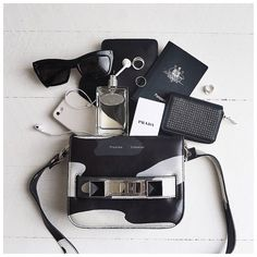 Proenza Schouler Camo Mini Bag on Mercari What's In My Purse, One Bag, What In My Bag, What's In Your Bag, Divas, Inside My Bag, Magic Bag, Outfit Trends, Busy Bags