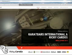 http://www.karatbars.com/?s=mauricer - For the archives : Karatbars International sponsors Ricky Cardus : http://rickycardus.com - Well done to both of them.