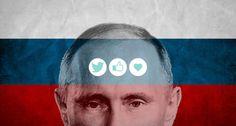 La armada troll de Vladimir Putin - Noticias de Tecnología