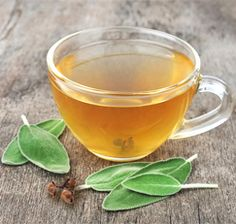 A Little Help with Memory Loss,  sage and clove tea!