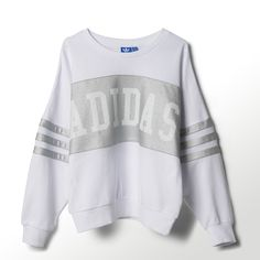 adidas - London Metallic Sweatshirt