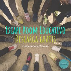 Escape The Classroom, Flipped Classroom, Escape Room, English For Tourism, Catalan Language, Birthday Party Games For Kids, 21st Century Learning, Leader In Me, Teaching Strategies