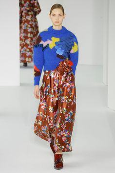 Delpozo Autumn/Winter 2017 Ready to Wear Collection