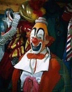 Lou Jacobs the clown