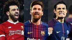 Lionel Messi overtakes Mo Salah in European Golden Shoe race Mauro Icardi, Golden Shoes, Mo Salah, Robert Lewandowski, Who Will Win, League Gaming, Lionel Messi, Cristiano Ronaldo, Manchester United