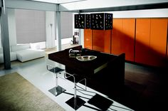 16 Contemporary Kitchen Designs Contempora Kitchens By Aster Cucine : 16 Modern  Kitchen Designs Contempora Kitchens