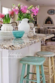 My Timeless White Kitchen...Designer Kitchen On A Budget
